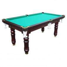 Бильярдный стол для пула КлассикХоум 6 футов ЛДСП 16мм