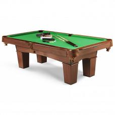 Бильярдный стол для пула Бруклин 7 футов МДФ 18мм