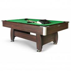Бильярдный стол для пула Модерн 7 футов МДФ 25мм