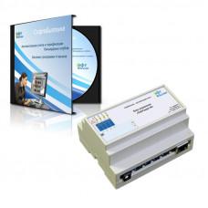 Система контроля игрового времени Лайтсмарт-04 до 4 столов