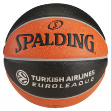 Баскетбольный мяч Spalding TF-1000 Euroleague Official 74-538Z