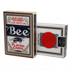 Карты для покера Bee ClubSpecial№92