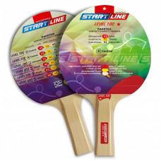 Ракетка для настольного тенниса Start Line Level 100-1* Анатомическая