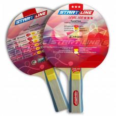 Ракетка для настольного тенниса Start Line Level 300-3* Анатомическая