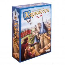 Настольная игра Каркассон 2-е издание
