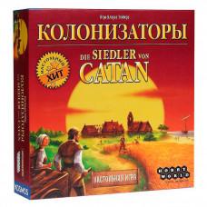 Настольная игра Колонизаторы 4-е издание